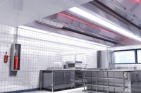 Pyro Safe�, syst�me automatique de d�tection et d�extinction de feux conforme � la r�glementation GC