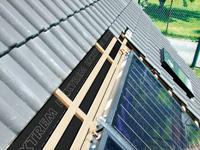 Ecran de sous-toiture pour panneaux photovoltaïques et solaires : DELTA®-Exxtrem de DOERKEN