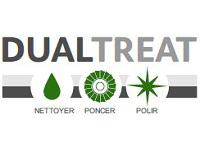 Dual Treat - Un système qui restaure et lisse vos sols béton à partir de 4,10 € HT/m²