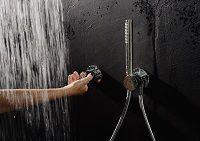 IXMO, la solution douche encastrée innovante et élégante par KEUCO
