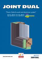 Système mixte bois-aluminium ''Passiv''