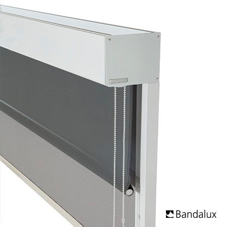 La gamme de stores coffre B-Box et B-Box Duo store intérieur 2-en-1