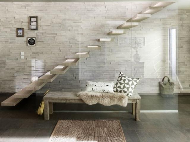 Innovation dans l'univers des escaliers design. L'Ego Zéro, une révolution technique et esthétique !