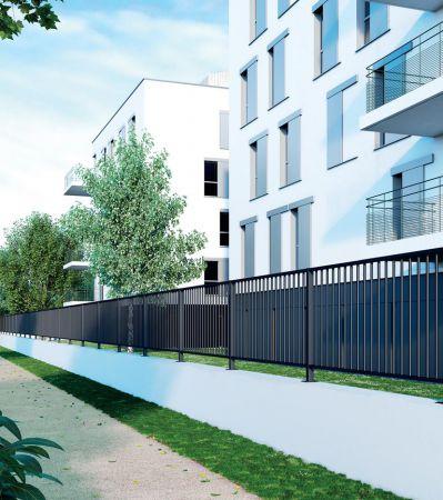DIRICKX réinvente le barreaudage avec myMIX®, un concept original pour le logement collectif