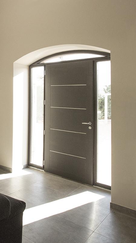 ZILTEN, une gamme exclusive de portes d'entrée pour la construction neuve et la rénovation