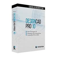 Logiciel DesignCAD Pro 10 - Dessin - CAO - BIM - Métré sur plans PDF DWG