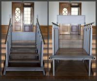 Le FLEXSTEP ALMA : Escalier et élévateur à la fois