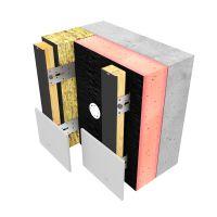 Kingspan Kooltherm® K15 panneau isolant en mousse résolique pour façades ventilées