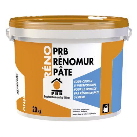 Prb syst me r nomur pour r novation de fa ade for Prb peinture facade