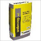 Weber.rep sol - Mortier fibré anti-abrasion