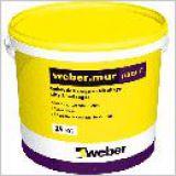 Weber.mur pâte F - Enduit de lissage-débullage