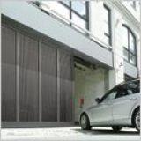 ST 500 - Porte coulissante pour garage collectif