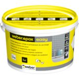 Weber.epox easy - Mortier époxy - collage et jointoiement