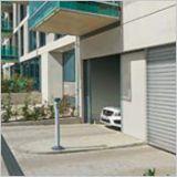 TGT - Rideau à lames pour garages collectifs