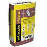 Weber.joint integral - Joint pour sol