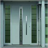 ThermoSafe - Porte d'entrée en aluminium