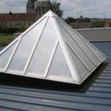 Pyratec® - Lanterneau pyramide