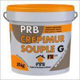 PRB Crépimur souple M & G - Enduit organique ignifugé structuré