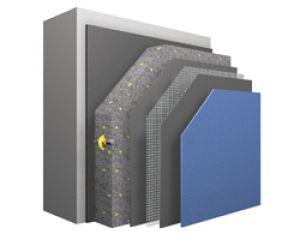Système d'Isolation Thermique par l'Extérieur haute résistance