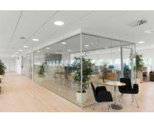Des solutions acoustiques ROCKFON® pour des bureaux design et confortables
