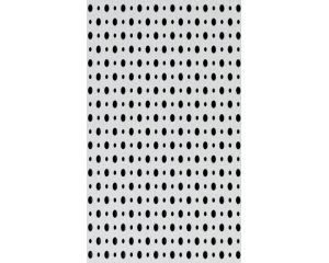 Plafond acoustique non démontable Knauf Delta - Décor Alterné