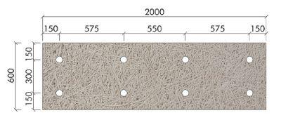 Panneaux en laine de bois - Fibralith A2 / Fibralith A2 Clarté - Procédé d'isolation thermique
