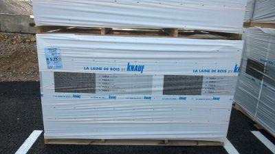 Panneaux en laine de bois isolants - Fibra ULTRA FM - Procédé d'isolation thermique